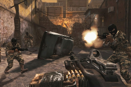 PlanetVita.de - Test: Call of Duty: Black Ops Declified Review on